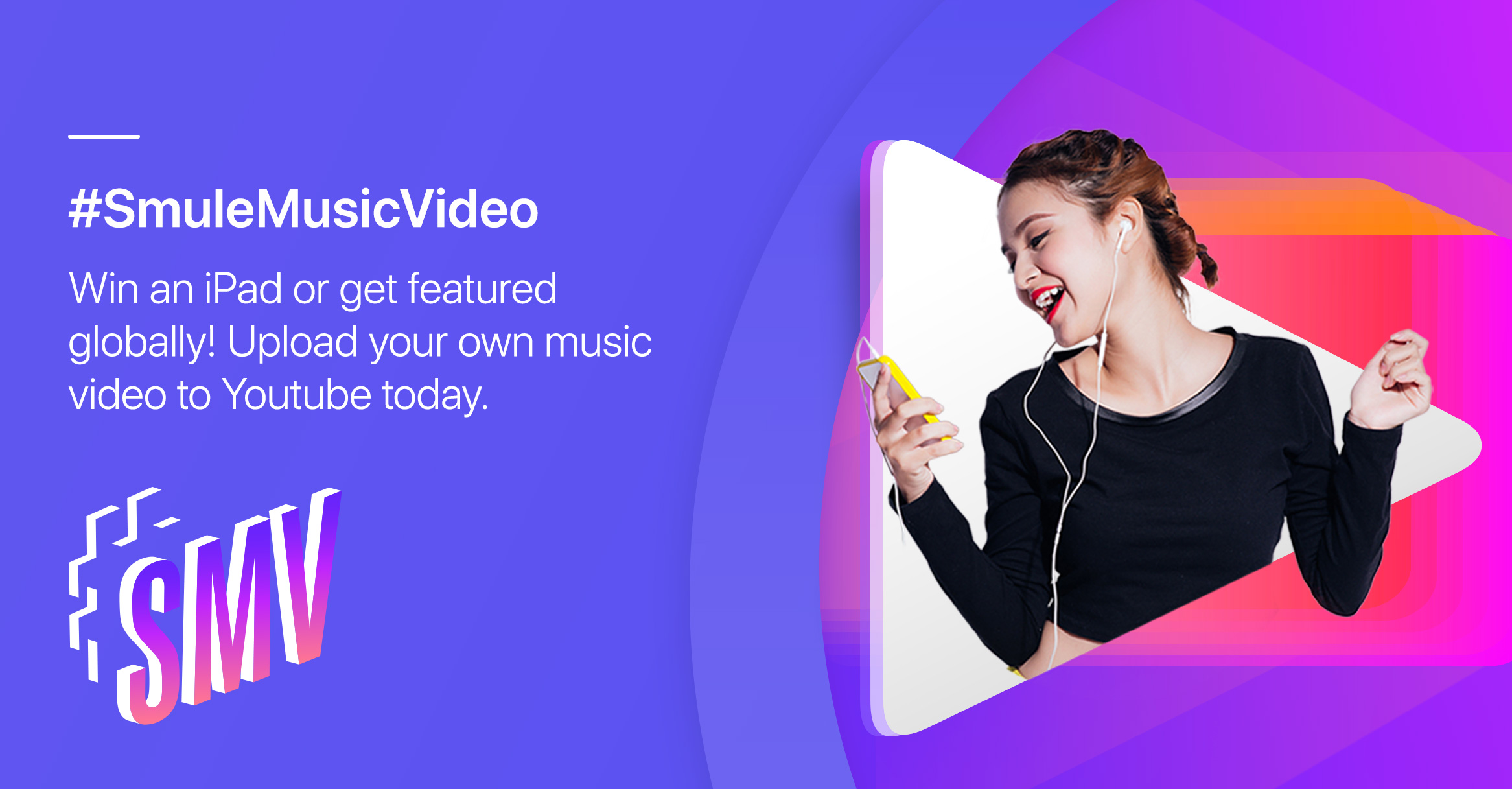 Smule blog: #SmuleMusicVideo Contest - Smule Blog Posts