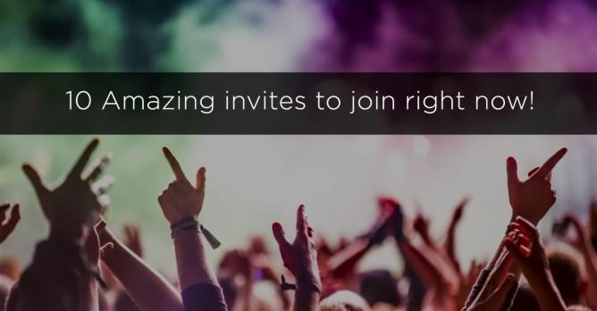 Optimized-invites