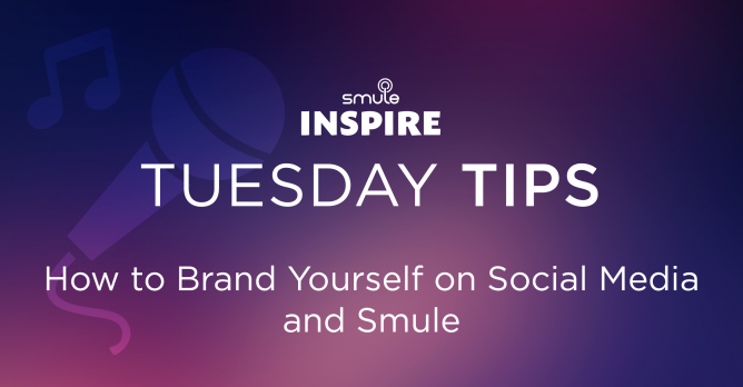 Tuesday tips smule blog tuesday tips is part of a new program that we are super excited to be launching today smule inspire through shared performances tips guest blog posts by stopboris Image collections