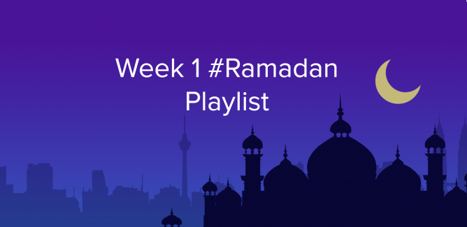 week 1 playlist